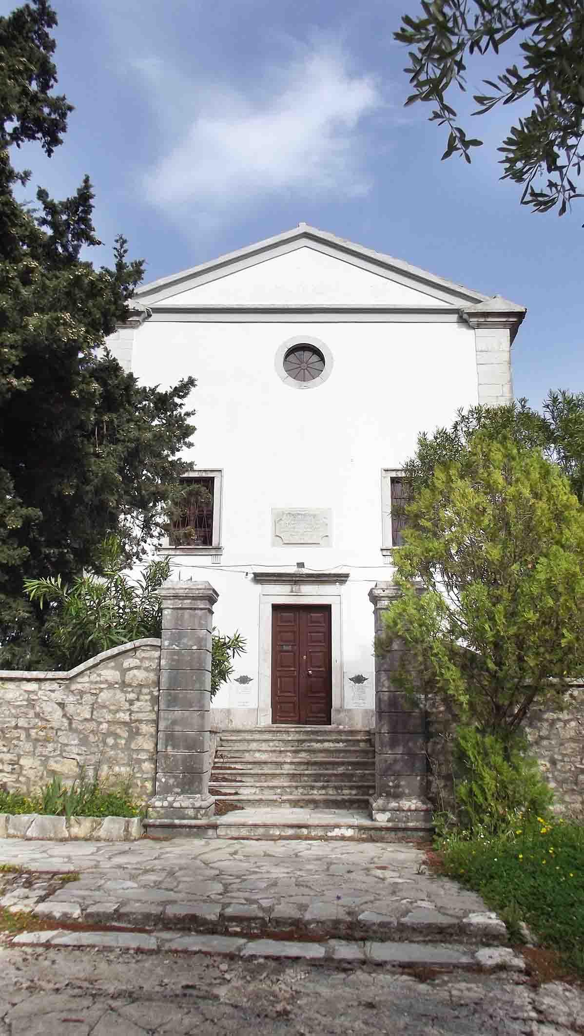 Saint Barbara Porta