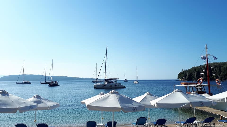 Thomas's place Kalami Corfu