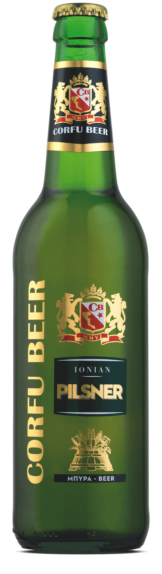 Corfu beer Κερκυραίική Ζυθοποιία mykerkyra.com
