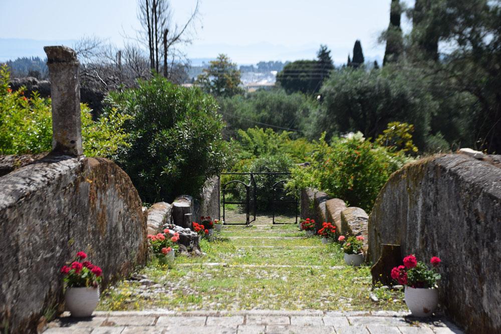 Saint Loukas monastery Corfu mykerkyra.com