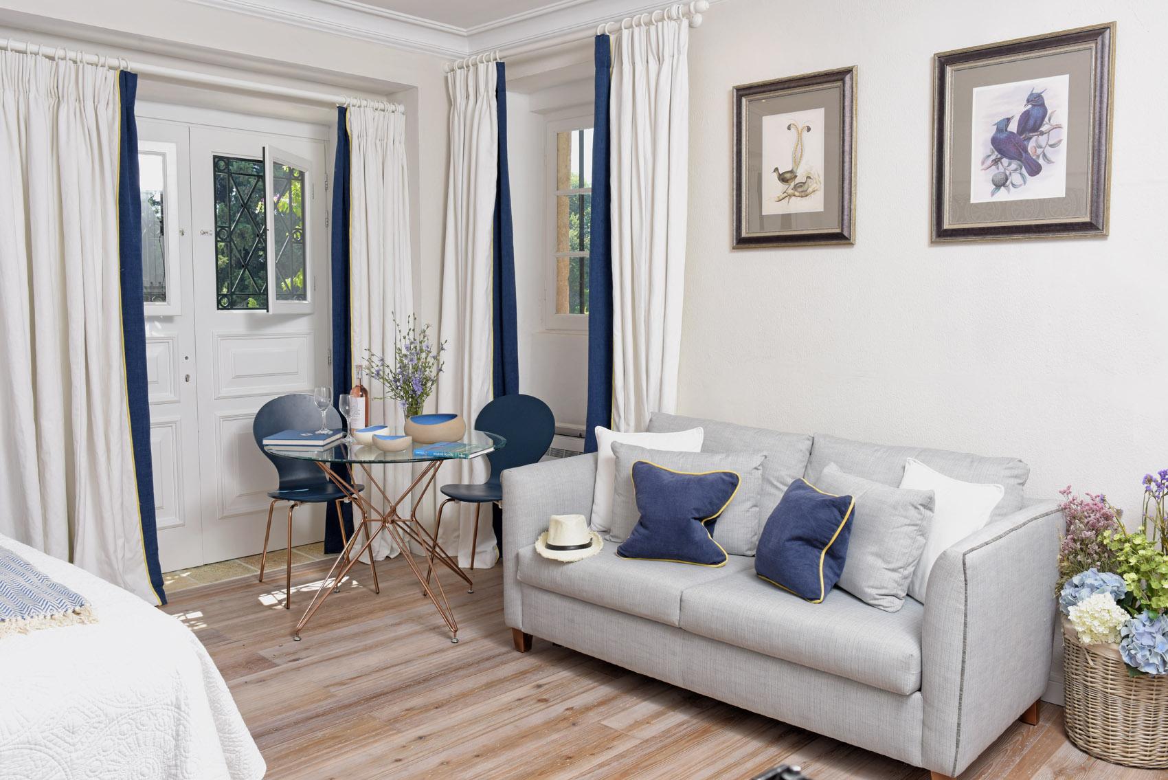 Liston suites Mon repos suite Corfu Kerkyra mykerkyra.com