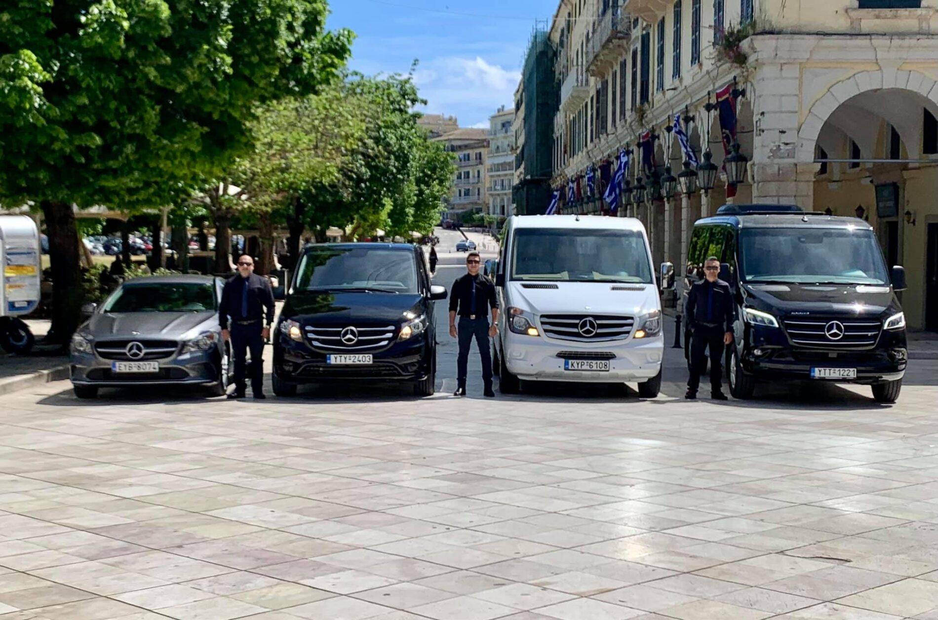 Corfu Elite Travel mykerkyra.com transfers tours