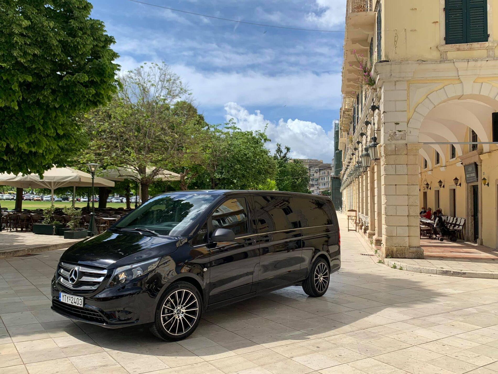 Corfu Elite Travel transfers mykerkyra.com